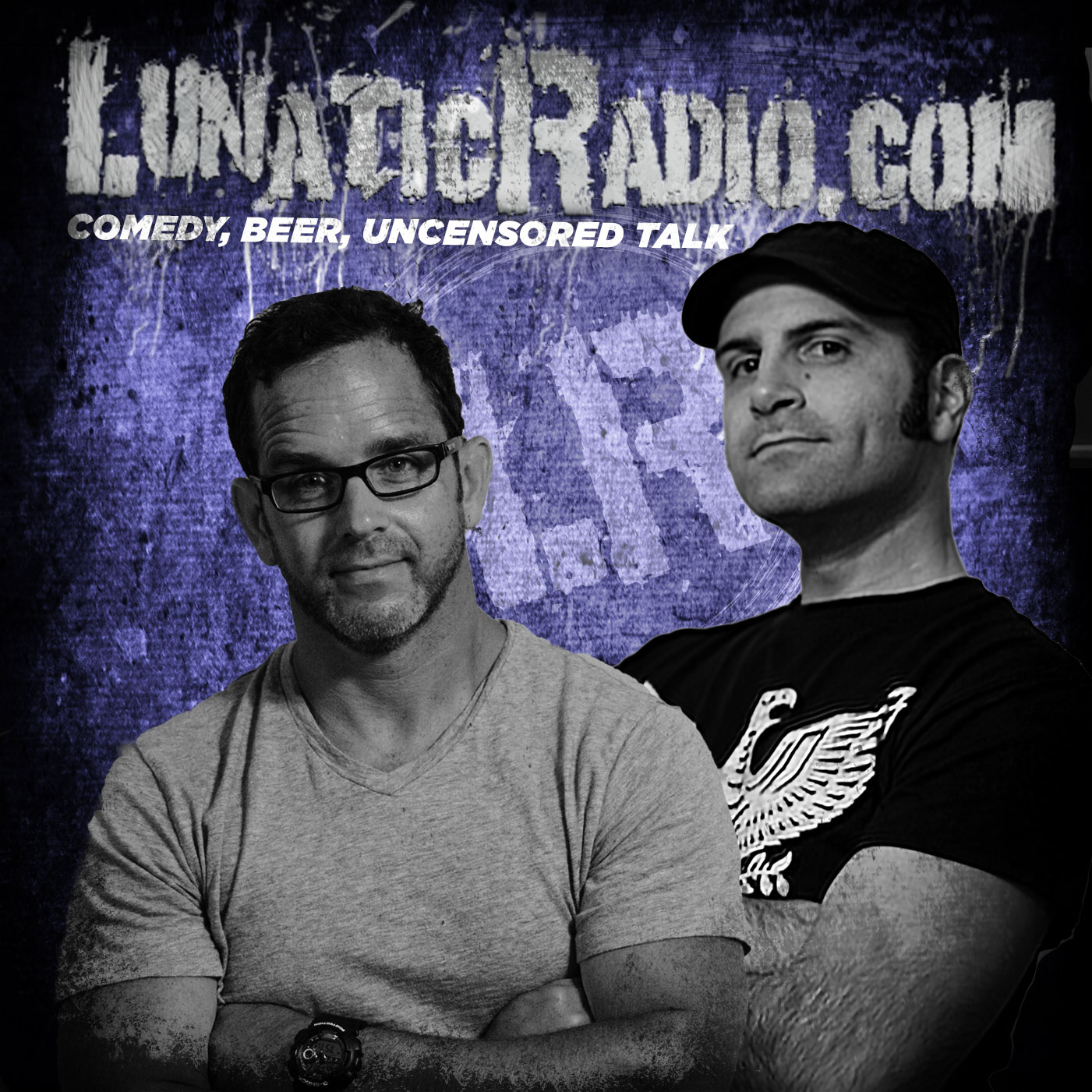 The LunaticRadio.com Show